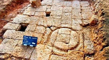 1300-yearold-olive-oil-factory-excavated-in-israel