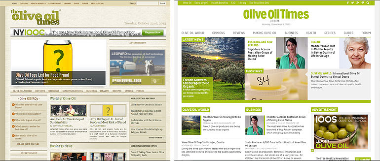 new-look-for-olive-oil-times